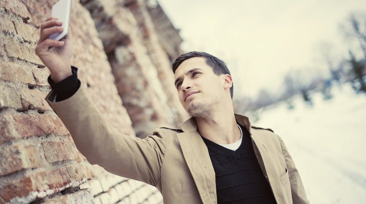 Man Selfie