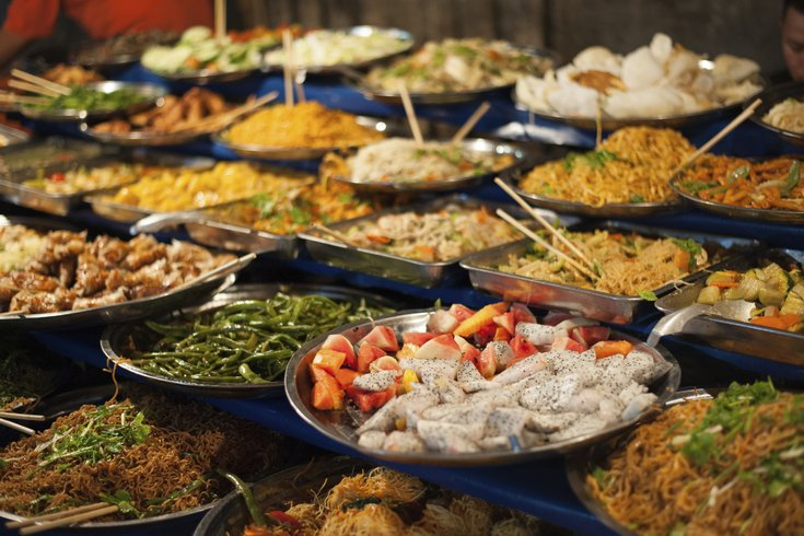 Chow down at these five great philly buffets phillyvoice - Presentation buffet froid deco ...