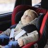 Sleeping During a Car Ride