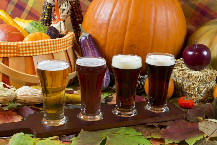 fall and pumpkin beers