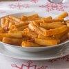plate of pasta amatriciana