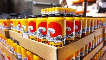 iron hill rising sun beer