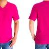 Pink Shirts Stock