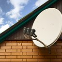 Satellite TV Dish