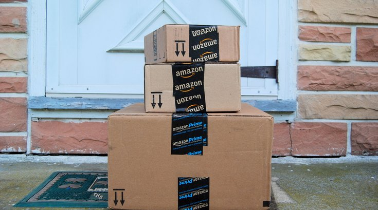 Amazon Packages Stock