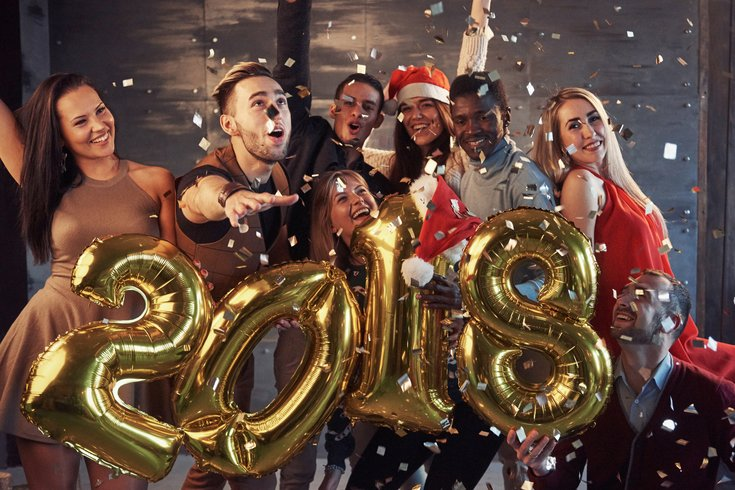 New Year's Eve Party iStock