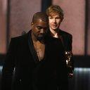 Kanye Beck Grammy