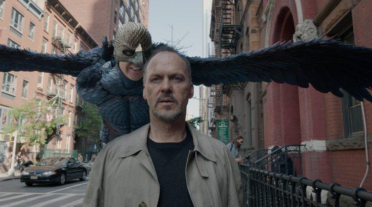 Birdman Scene