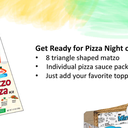 Manischewitz's new Matzo Pizza Kit.