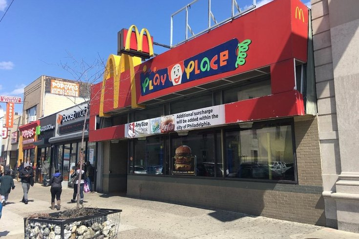 McDonald's South Philly