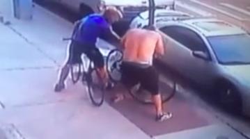 Fishtown bike thieves