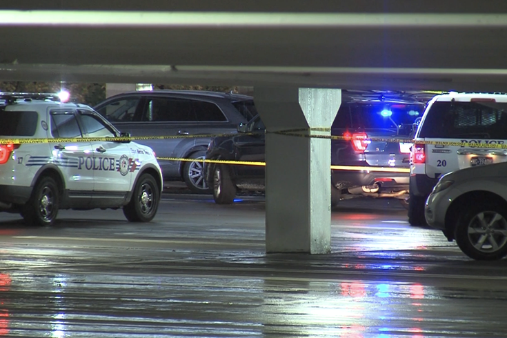 King of Prussia mall shooting