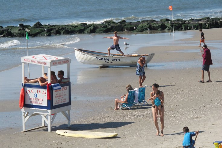 report  two philly men arrested in attack on ocean city