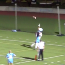 One handed catch