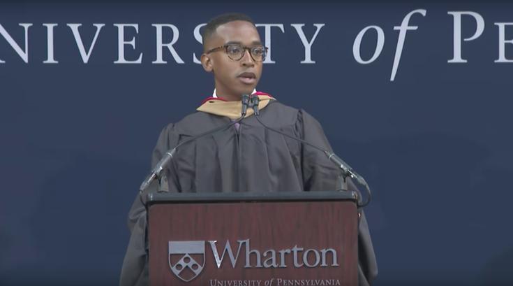 Penn Grad Speech