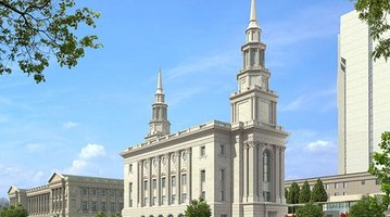 Philly Mormon temple