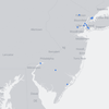Facebook Philly Map