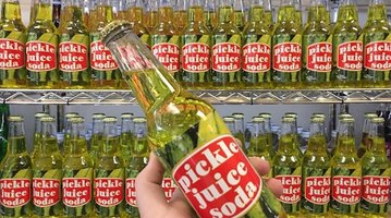 Pickle Juice Soda