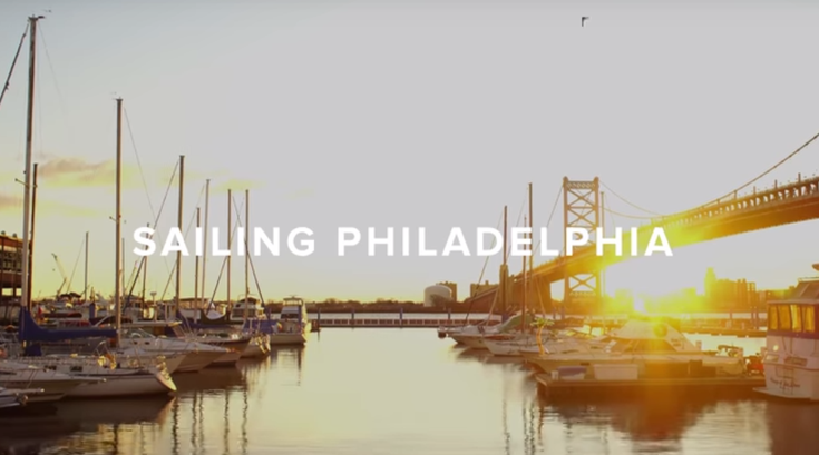 Sailing Video Philly