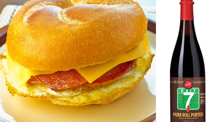 Pork Roll Beer