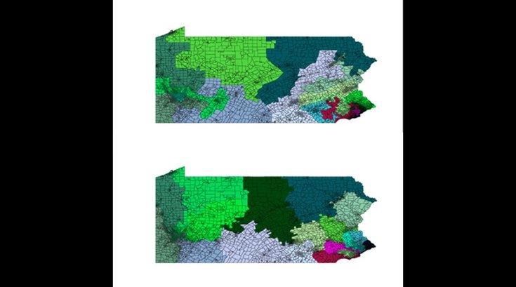 Gerrymandering Pennsylvania