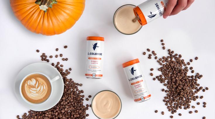 Pumpkin Spice Draft Latte