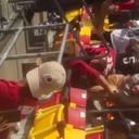 Redskins Fight