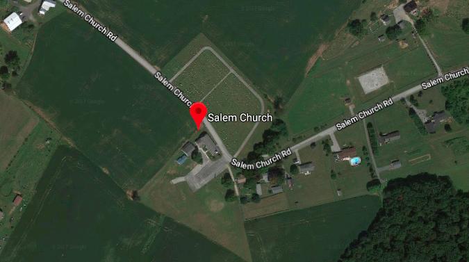 York County Church Human Remains