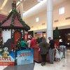 Santa Cherry Hill Mall