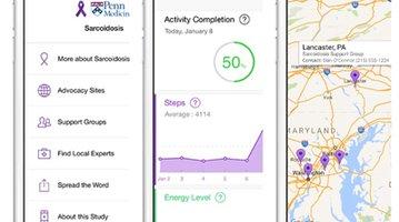 Penn Apple ResearchKit App