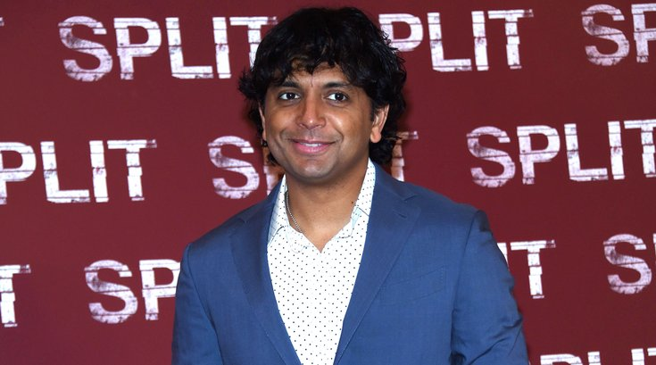 M. Night Shyamalan - Sipa