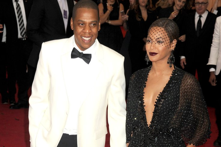 Are Beyonc 233 And Jay Z Starting A Joint Tour In Philly Or