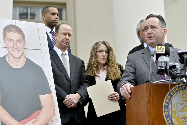 State AG appeals dismissal of charges in Penn State hazing death case