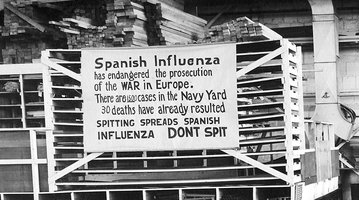 Spanish influenza