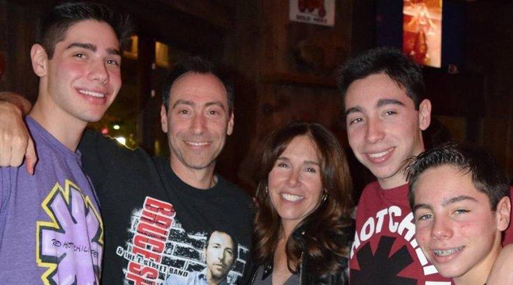 Steinberg family - Costa Rica plane crash