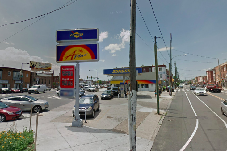 Sunoco South Philly