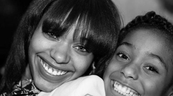 Syreeta Martin and her daughter Arionna