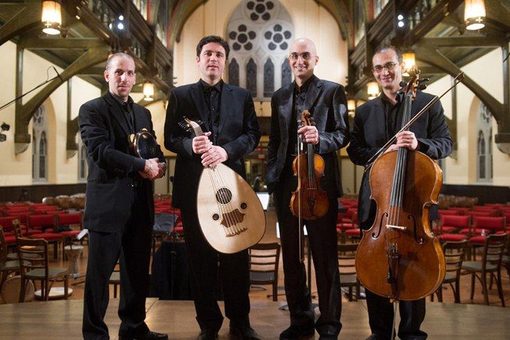 Al-Bustan Takht Ensemble