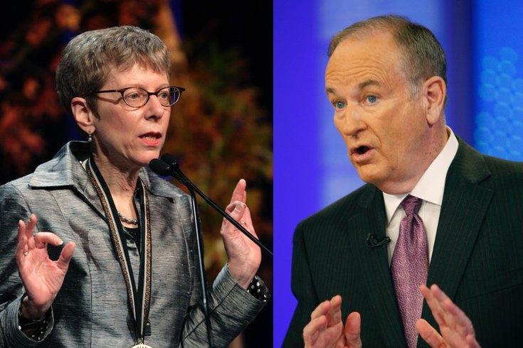 Terry Gross Bill O'Reilly