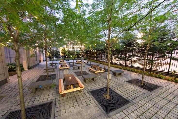 Uptown Beer Garden Is Open Again Phillyvoice