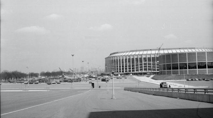 Carroll - Then and Now Stadiums