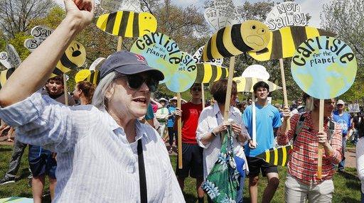 Trump 100 Boston Rally