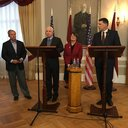 Latvia US Russia