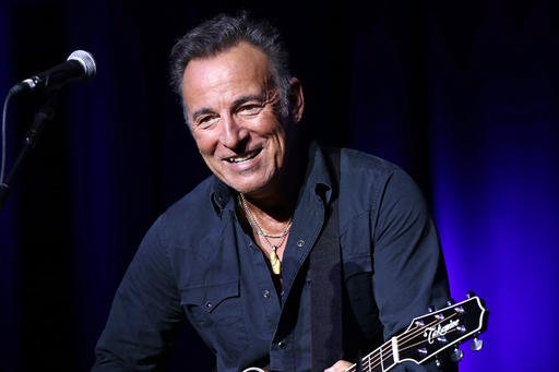 Bruce Springsteen Absence Note