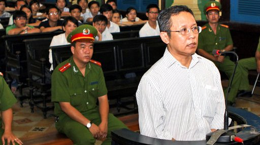 Vietnam France Dissident
