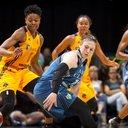 WNBA Lynx Return Basketball