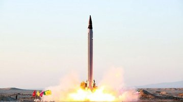 IRAN-MILITARY-MISSILES
