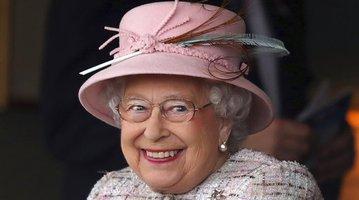 APTOPIX Britain Queen's Birthday