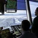 APTOPIX Budget Air Traffic Control