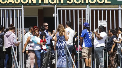 School Shooting San Bernardino
